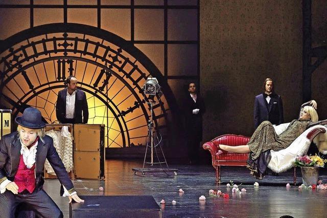 Theater Freiburg bringt Opernkrimi