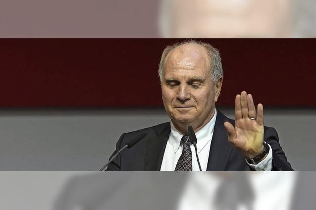 Mitglieder wählen Ulrich Hoeneß wieder zum Präsidenten
