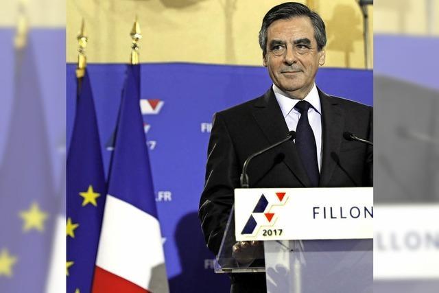 Frankreichs Konservative küren François Fillon zum Kandidaten für das Präsidentenamt