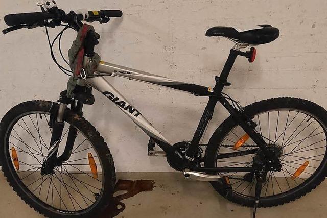 Polizei findet nicht abgeschlossene Fahrräder – und nimmt sie mit