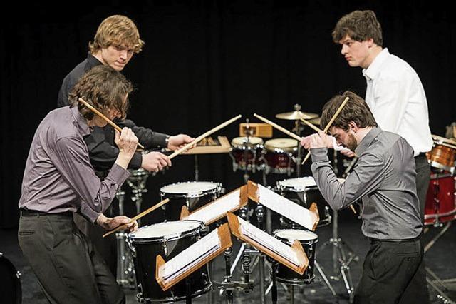 Drei Ensembles in Wutöschingen