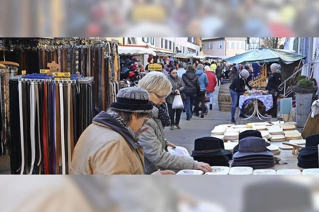 Jahrmarkt in Endingen