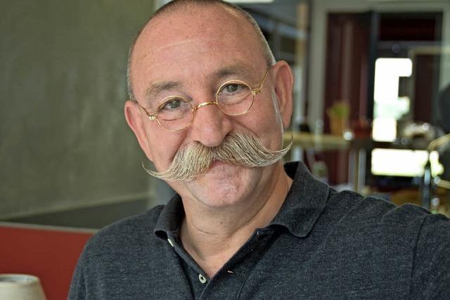 Horst Lichter in Badenweiler