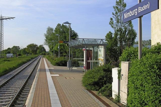 Kaiserstuhlbahn: Baubeginn im April