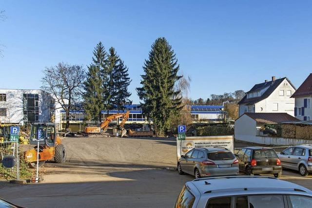 Stückle-Parkplatz kann genutzt werden