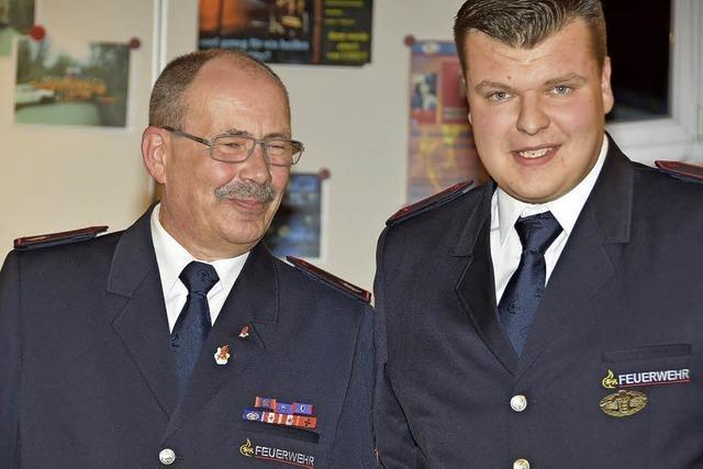 Arbeitsreiches Jahr für die Feuerwehr