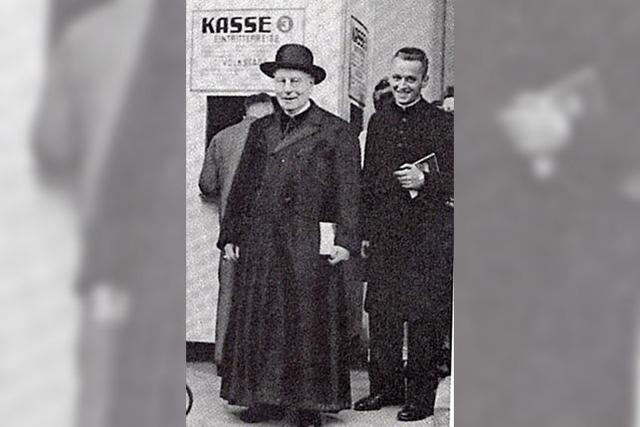 Erzbischof Conrad Gröber war Antisemit, Verehrer des Nationalsozialismus und Euthanasie-Gegner