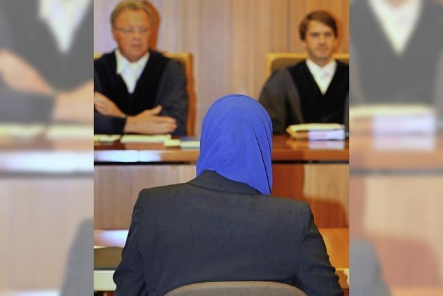 Koalition beim Kopftuch uneins