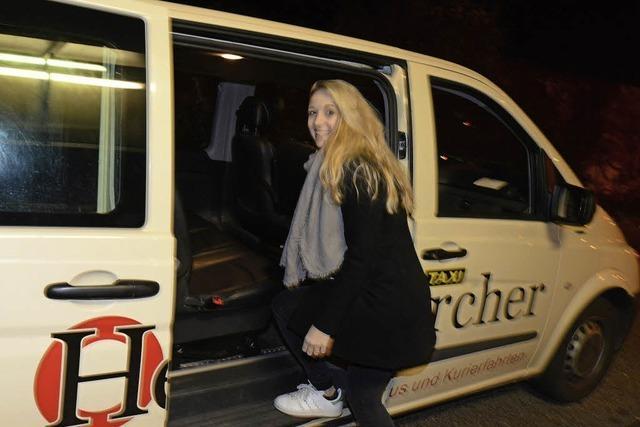 Freiburger Rathaus lehnt neues Frauentaxi ab