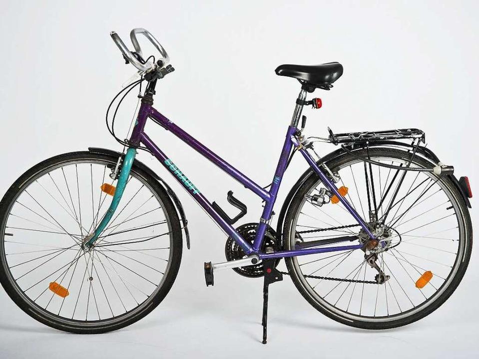 Die Kripo sucht weiter dringend Hinweise zu diesem Fahrrad.  | Foto: Polizei Freiburg