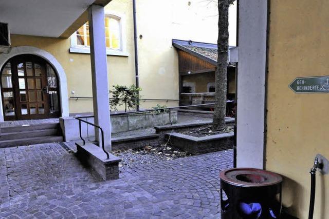 Kein öffentliches Gebäude in Teningen und den Ortsteilen ist komplett barrierefrei