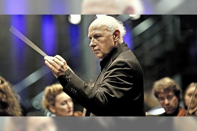 Kammerorchester Hochschule für Musik Freiburg in Müllheim