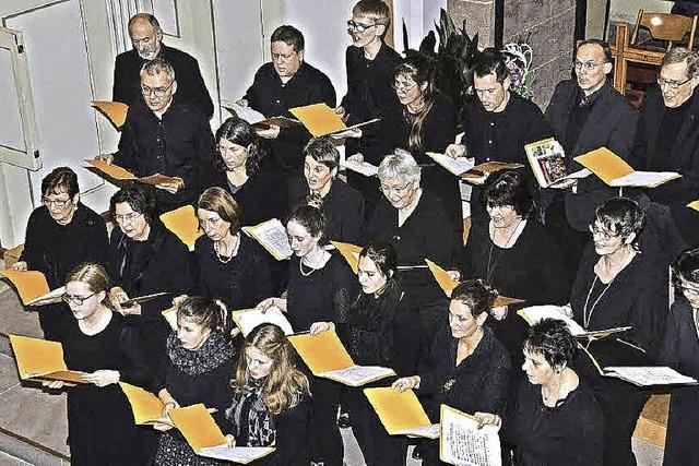 Musik im Advent in der St. Georgskirche