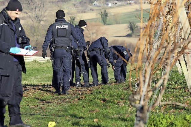 Polizei sucht weitere Spuren