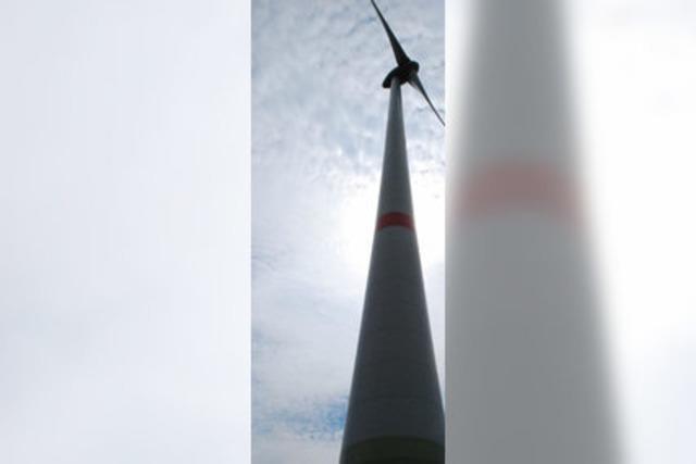 Klares Votum für leistungsfähigere Windenergieanlage