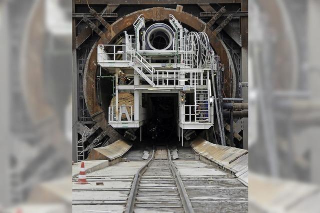Rund 80 Offenburger sind vom Bau des Bahntunnels direkt betroffen