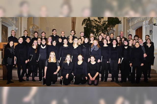 Die Junge Kantorei Freiburg präsentiert