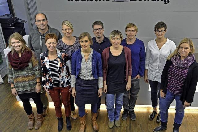 BZ-Aktion Weihnachtswunsch verteilt 33.130 Euro an neun Projekte