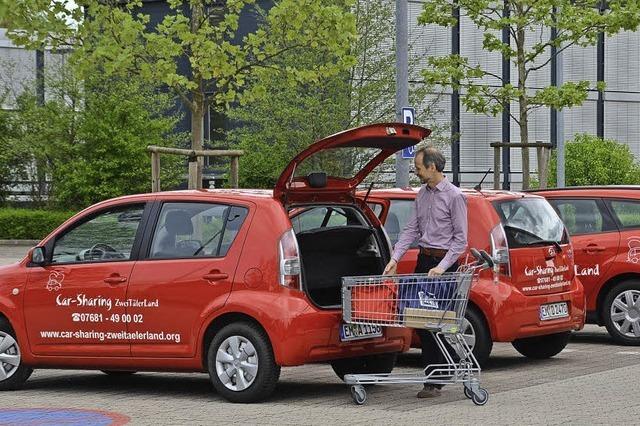 Autoteilen wird ab heute billiger