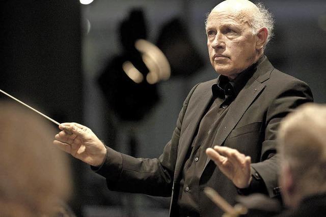 Interview mit Wolfram Christ über seine Leitung des Kammerorchesters