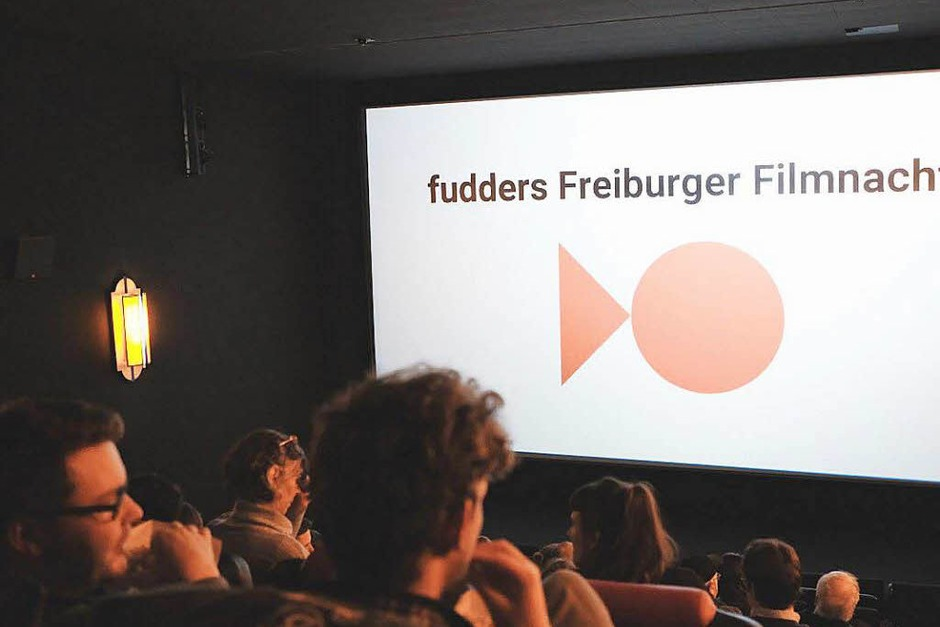 Bei fudders Filmacht wurden Filmperlen von Freiburger Filmemachern gezeigt, die sonst nicht im Kino zu sehen sind. (Foto: Miroslav Dakov)