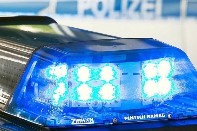 Handwerker in Wallbach wird bei Verpuffung verletzt