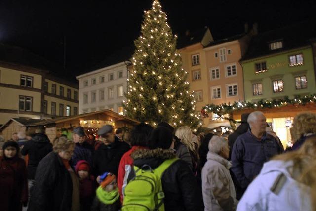 Weihnacht in Bad Säckingen mit Rahmenprogramm