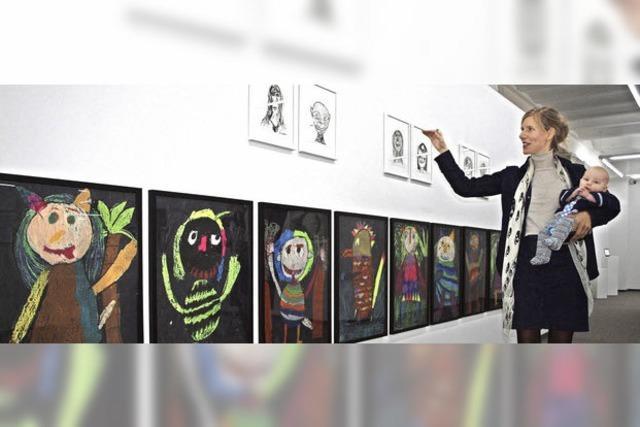 In der Riegeler Kunsthalle Messmer startet heute eine landesweite Ausstellung