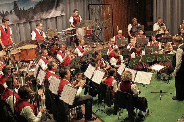 MV Eberfingen und TK Ühlingen spielen in Eberfingen