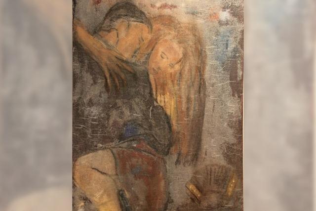 Künstlerin Sylvia Dolezik stellt in Heitersheim aus
