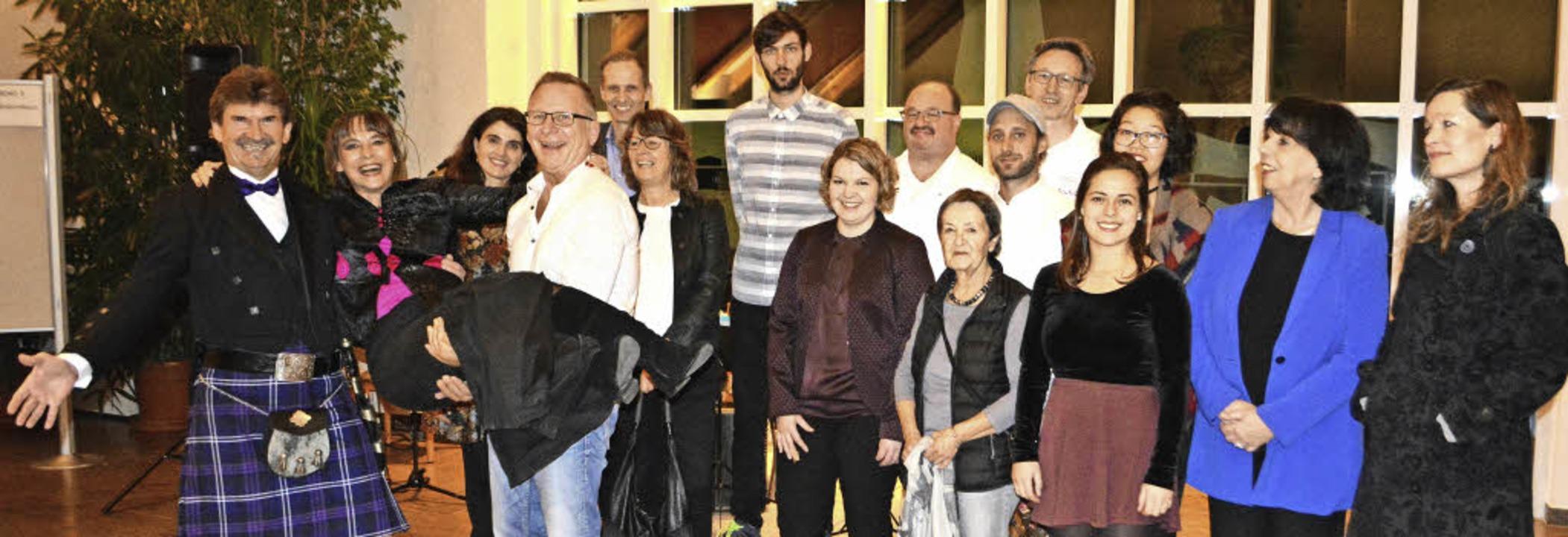 Rundum zufrieden waren alle Beteiligten des 10. Sinneswandel in Endingen.   | Foto: Privat