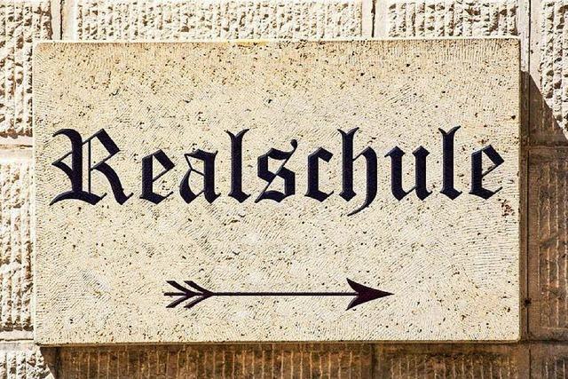 Wohin führt der Weg der Realschule?