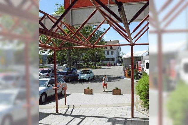 Städtebauliche Chance für schön gestaltete Plätze