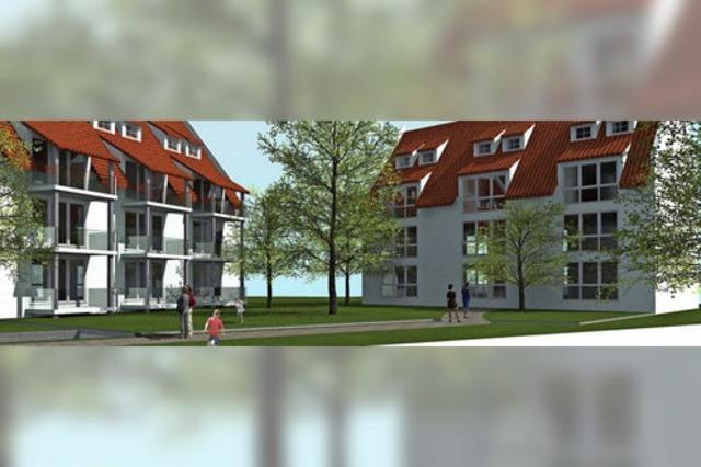 Dieter Weiß will Wohnhäuser bauen