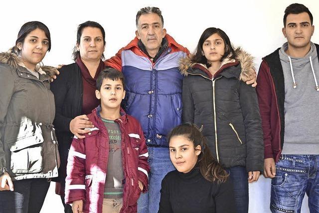 Neues Zuhause für Familie aus Aleppo