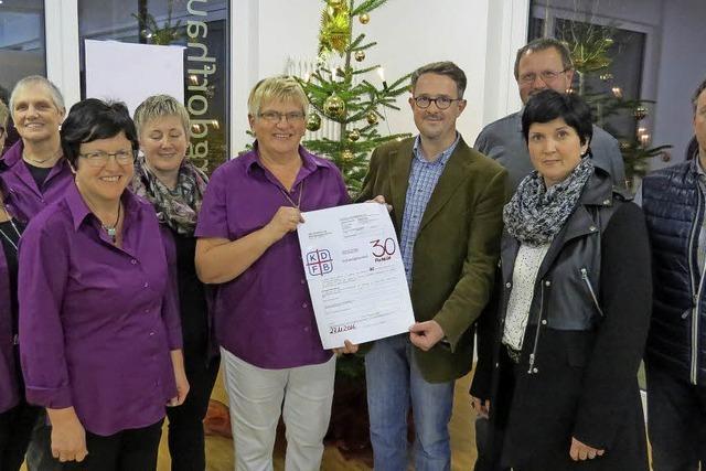 Neue Anteile am Dorfladen Schweighausen