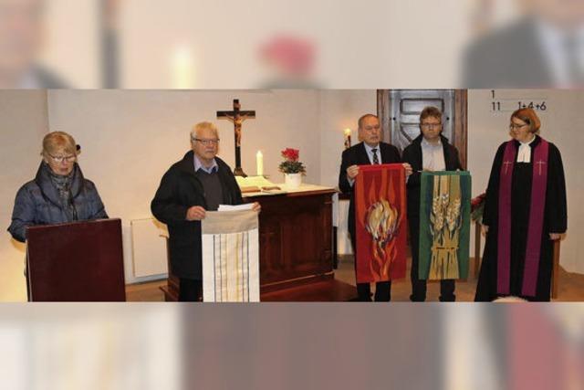Kirchbauverein beendet Tätigkeit