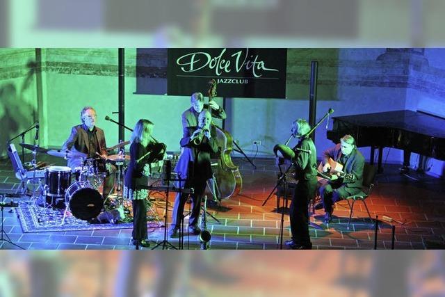 Dolce Vita Jazzclub feiert 2017 seinen 20. Geburtstag