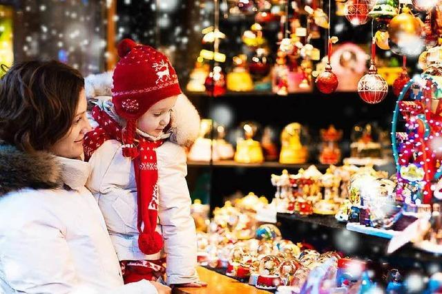 Ausflugstipps und Veranstaltungskalender für Eltern in Freiburg: Wohin im Dezember?