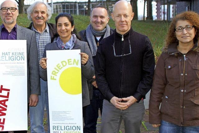 Offenburger Religionen setzen auf Dialog
