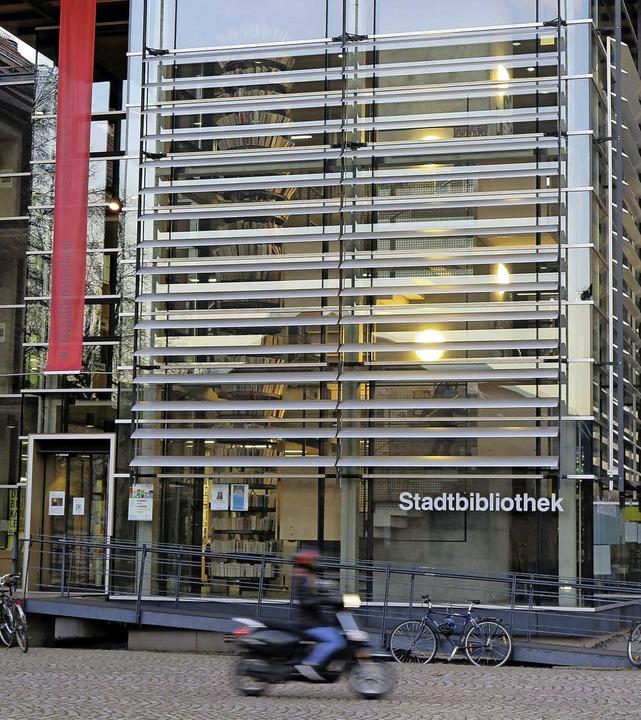 Eine Einrichtung, die bestens ankommt:...ch mit anderen Städten nicht scheuen.   | Foto: bibliothek