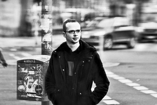 Armin Langer liest in Freiburg aus
