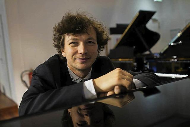 Der preisgekrönte Pianist spielt Werke von Schubert, Liszt, Grieg und Rachmaninow