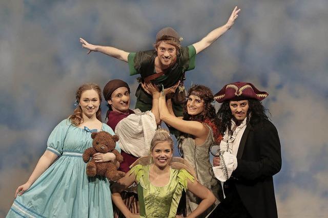 Theater Liberi kommt mit dem spannenden Abenteuer in die Oberrheinhalle