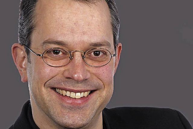 Martin Litschgi verabschiedet sich von Schloss Beuggen