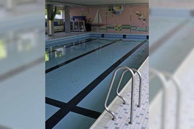 Wo Frauen beim Schwimmen ganz unter sich bleiben
