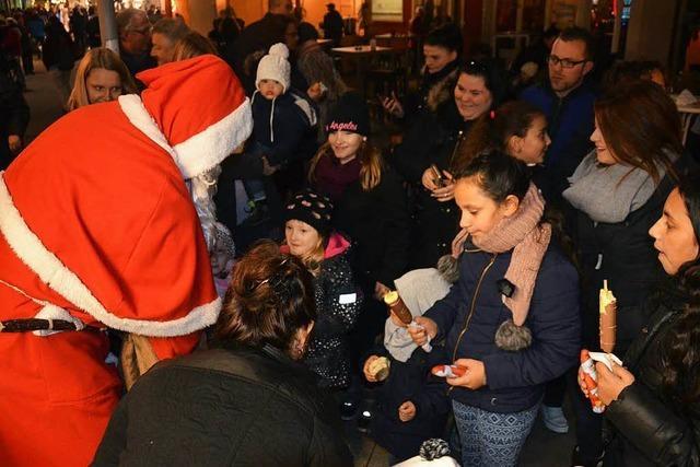 Der Weihnachtsmarkt weckt viele Wünsche