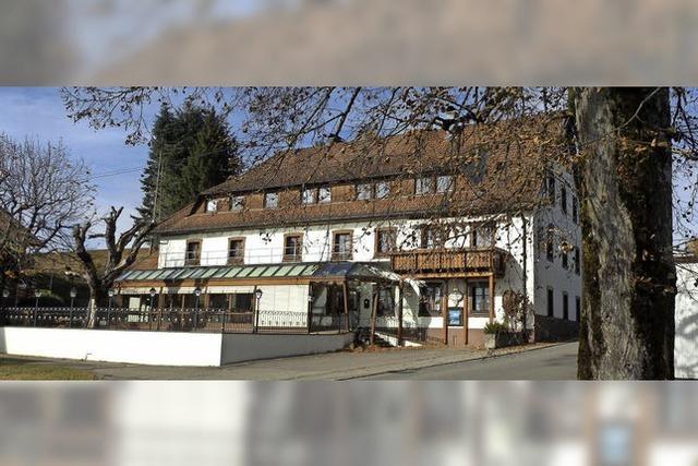 Eröffnet im Ochsen in Herrischried bald wieder eine Wirtschaft?