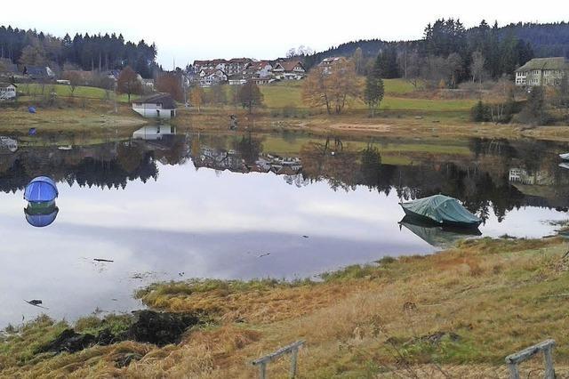 Still ruht der kleine See