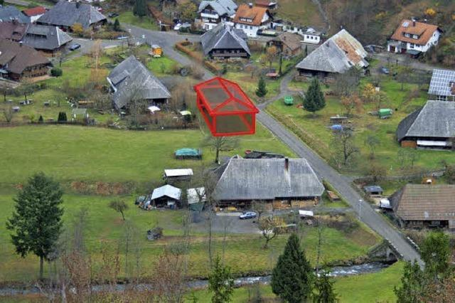 Sorge um historischen Dorfkern